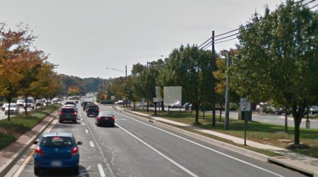 md2 bike lane